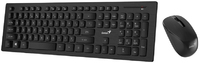 Genius SlimStar 8008 Wireless Mouse and Keyboard Combo - Black - Cover