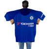 Chelsea - Kit Shaped Banner/Body Flag