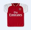 Arsenal F.C. - Kit Shaped Multi Purpose Towel