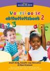Nuwe Alles-In-Een voorskoolse aktiwiteitsboek 2 - Mart Meij (Paperback)
