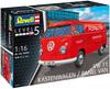 Revell - 1/16 - VW T1 Kastenwagen (Plastic Model Kits)