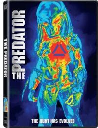 The Predator (DVD) - Cover