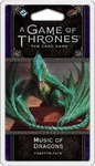 A Game of Thrones: The Card Game (Second Edition) - Music of Dragons Chapter Pack (Card Game)