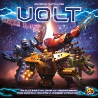 VOLT (Board Game)