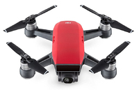 DJI Spark Fly More Combo - Lava Red - Cover