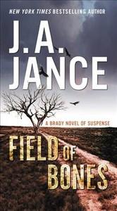 Field of Bones - J. A. Jance (Paperback)