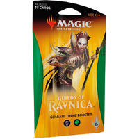 Magic: The Gathering - Guilds of Ravnica Theme Single Booster - Golgari (Trading Card Game)