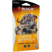 Magic: The Gathering - Guilds of Ravnica Theme Single Booster - Selesnya (Trading Card Game)