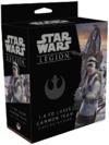 Star Wars: Legion - 1.4 FD Laser Cannon Team Unit Expansion (Miniatures)