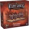 Runewars Miniatures Game - Viper Legion Unit Expansion (Miniatures)