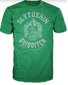 Harry Potter - Slytherin Quidditch Mens T-Shirt (XX-Large) Cover