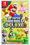 New Super Mario Bros. U Deluxe (US Import Switch)