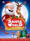 Santa World: Christmas Bedtime Stories (Region 1 DVD)
