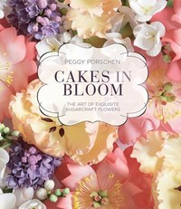 Cakes In Bloom - Peggy Porschen (Hardcover) - Cover