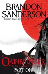 Oathbringer Part One - Brandon Sanderson (Paperback)