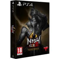 Nioh 2 - Special Steelbook Edition (PS4)