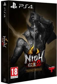 Nioh 2 - Special Steelbook Edition (PS4) - Cover