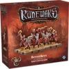 Runewars Miniatures Game - Berserkers Unit Expansion (Miniatures)
