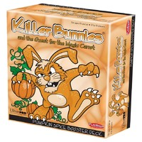Killer Bunnies and the Quest for the Magic Carrot - Pumpkin Spice Booster Deck (Card Game) - Cover