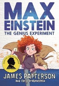 Max Einstein: Genius Experiment - James Patterson (Paperback) - Cover