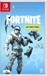 Fortnite: Deep Freeze Bundle - Code will be emailed (Nintendo Switch)