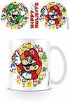 Super Mario Christmas Holidays Mug