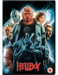 Hellboy (DVD) - Cover