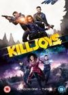 Killjoys: Seasons 1-3 (DVD)