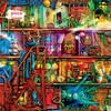 Adult Jigsaw Aimee Stewart: Fantastic Voyage - Flame Tree Studio (Game)
