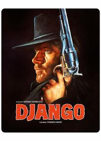 Django (Region A Blu-ray) - Cover