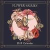 Flower Fairies Square Calendar 2019