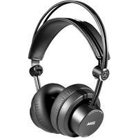 AKG K175 On-Ear Closed-Back Foldable Professional Studio Headphones (Black)
