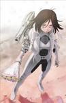 Battle Angel Alita Mars Chronicle 6 - Yukito Kishiro (Paperback)