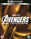Avengers: 3-Movie Collection (4K Ultra HD + Blu-ray)