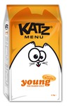 Katz Menu - Dry Cat Food – Young (2kg)