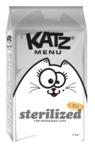 Katz Menu - Dry Cat Food – Sterilized (400g)
