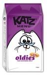 Katz Menu - Dry Cat Food – Oldies (2kg)