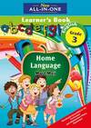 New All-In-One Gr 3 Home Language Learner's Book (Caps) - Mart Meij (Paperback)