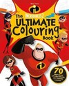 Incredibles 2:Mammoth Colouring (Paperback) Cover