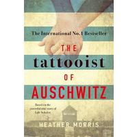 Tattooist of Auschwitz - Heather Morris (Paperback)