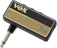 Vox Blues amPlug 2 Guitar Headphone Amplifier (Black)