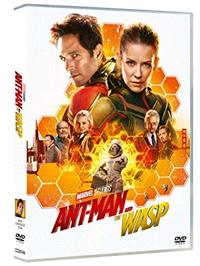 Ant-Man and The Wasp (DVD) - Cover