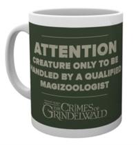 Fantastic Beasts: The Crimes of Grindelwald - Attention Mug - Cover