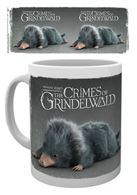 Fantastic Beasts: The Crimes of Grindelwald - Einstein Mug - Cover