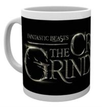 Fantastic Beasts: The Crimes of Grindelwald - Logo Mug - Cover