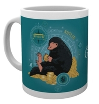 Fantastic Beasts: The Crimes of Grindelwald - Niffler Coin Mug - Cover