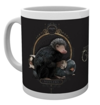 Fantastic Beasts: The Crimes of Grindelwald - Nifflers 2 Mug - Cover