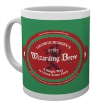 Fantastic Beasts: The Crimes of Grindelwald - Wizarding Brew Mug - Cover