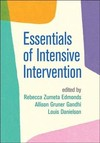 Essentials Of Intensive Intervention - Rebecca Zumeta Edmonds (Paperback)