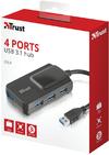 Trust - Oila 4 Port USB 3.1 Hub
